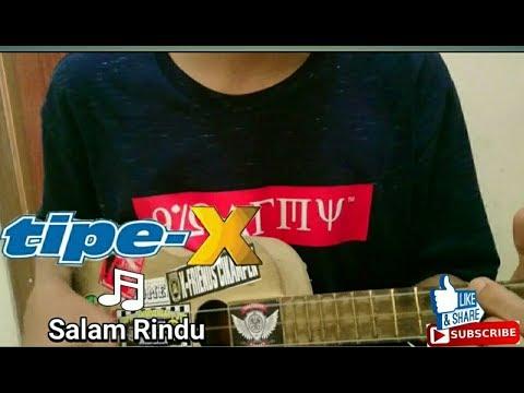 Tipe-X Salam Rindu (cover Ukulele ) @Medi_suprandi