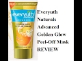 Everyuth Goldan Glow Peel Off Mask Review/ How To Use Peel Of Mask