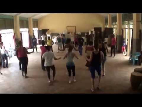 Kampala Ballet and Modern dance 2014