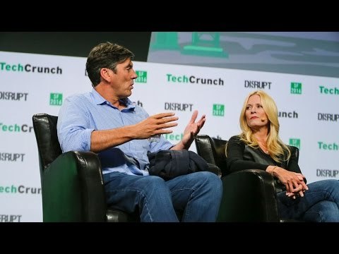 Verizon & AOL's Platform Plays with Marni Walden & Tim Armstrong at Disrupt SF