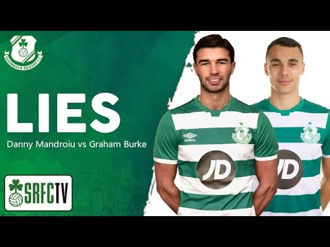 'Lies' with Graham Burke & Danny Mandriou
