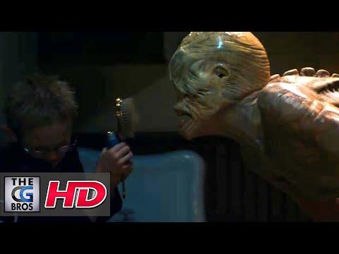 "CGI Sci Fi Short HD: ""Shhh"" - by Freddy Chavez Almos & Shervin Shoghian"