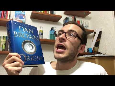 Origin by Dan Brown | SPOILER FREE