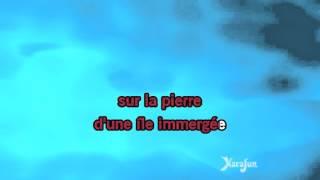 Karaoké Caresse sur l'océan - Les Choristes *
