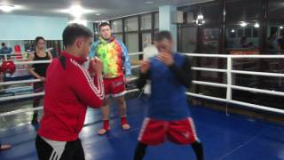 Руслан Тозлиян. Уроки кикбоксинга!