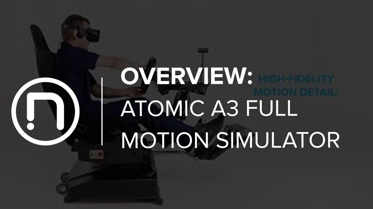 Full Motion Simulator System from Novatech