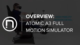 atomic a3 full motion simulator overview