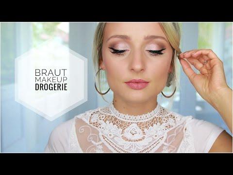 Hochzeitswoche #2 - Braut Make-up, Drogerie | OlesjasWelt