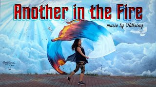 Another in the Fire by  Hillsong Worship Flags  Dance Cover ft Claire CALLED TO FLAG
