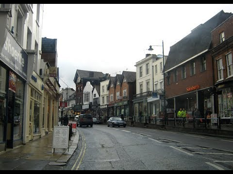 Places to see in ( Dorking - UK )