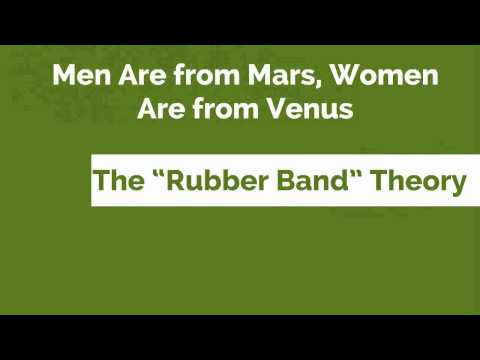 Men Are From Mars, Women Are From Venus The
