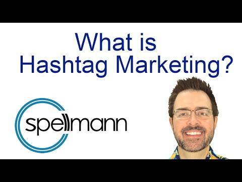What is Hashtag Marketing?