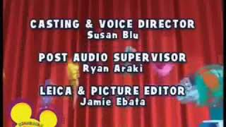 Канал Disney Узнавайка 2012 реклама