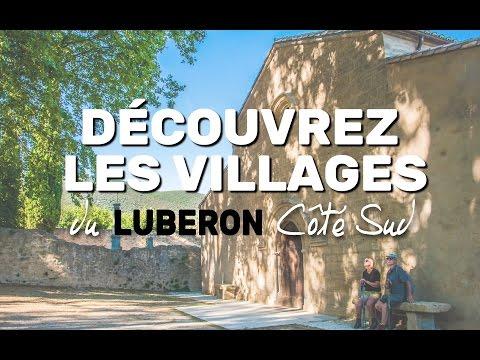 Les villages du Luberon Côté sud