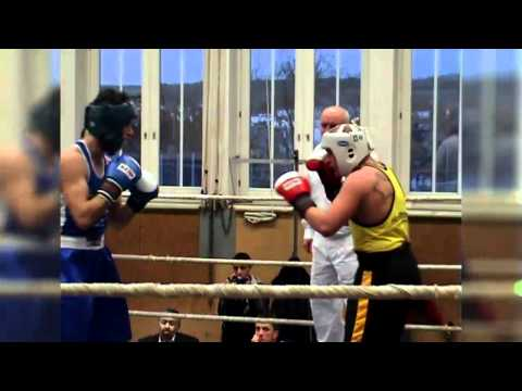 Super Middleweight Amateur Boxing Match (Fight 5-10)