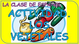 Vegetable Salad Box In Spanish - La Caja De Ensalada De Vegetales