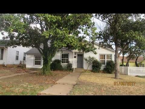 Fort Worth Homes for Rent 2BR/1BA by Property Management in Fort Worth Texas