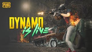 PUBG MOBILE LIVE WITH DYNAMO | PATT SE HEADSHOT SIKHENGE | EVENING CHILL STREAM ☺️