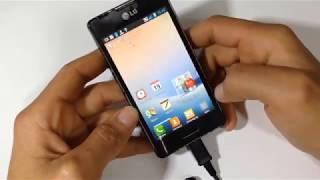 How To Flash LG E460