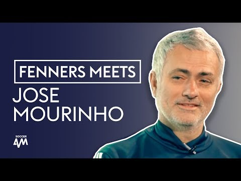 How Man Utd prepare for the Manchester derby 👊   Fenners Meets Jose Mourinho