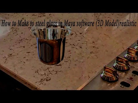 how-to-model-to-steel-glass-in-maya-software-(3d-model)realistic