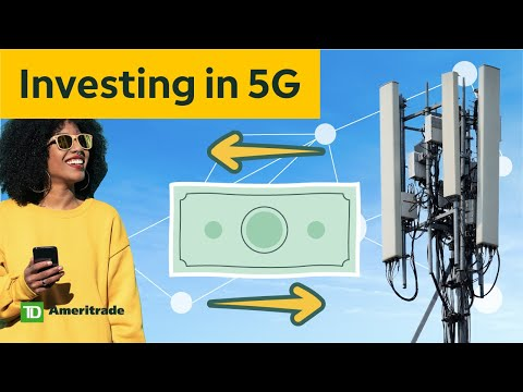 5G and How to Invest in New Technologies