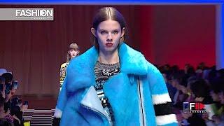 MSGM Milan Fashion Week Fall Winter 2017 2018 - Fashion Channel