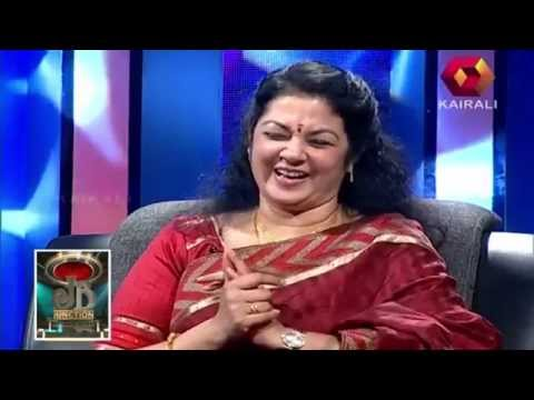 Shanthi Krishna speaks about her family