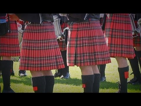 Love of tartan unites Scots of all stripes - le mag