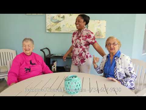 Family Caring For Family Reformed Church Home