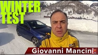 Test Pneumatici Invernali  | Winter Test asciutto bagnato neve