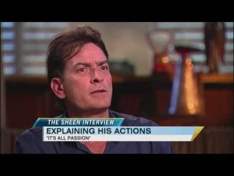 Exclusive: Charlie Sheen Says Hes Not Bipolar but Bi-Winning (02.28.11)