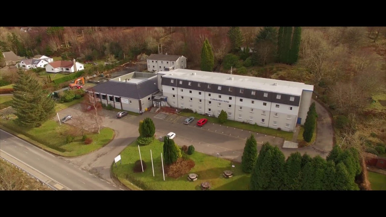 Bay Caledonian Hotel In Fort William Bay Hotels