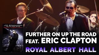 """Joe Bonamassa & Eric Clapton - """"Further On Up the Road"""" (Official, 4K Re-Release)"""