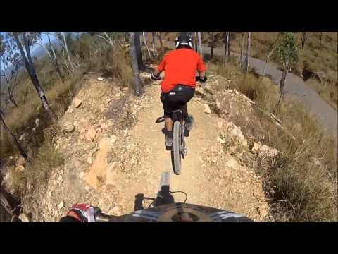 Townsville Downhill- Mount Stuart New Top Track