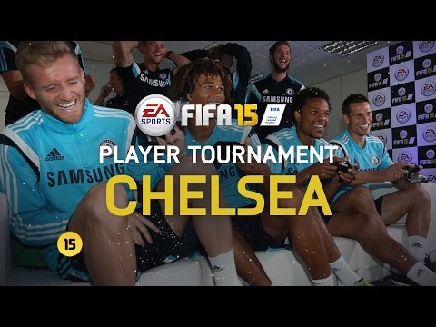 FIFA 15 - Chelsea FC - Player Tournament - Schürrle, Rémy, Azpilicueta, Aké