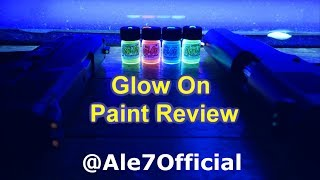 Glow On Paint Review