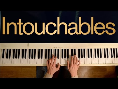 Ludovico Einaudi - Fly (Piano Cover): Intouchables (+ Sheets)