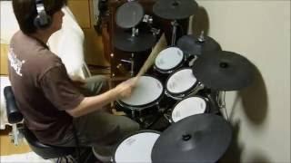 嵐の I seek を叩いてみた (Drums Cover)