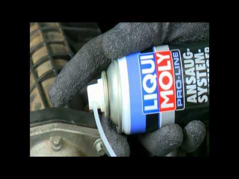 Очиститель впуска дизельного двигателя