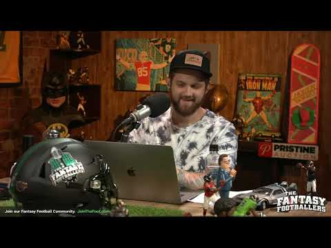 """Mike """"The Fantasy Hitman"""" Wright is LIVE answering Week 6 fantasy football start/sit questions!"""