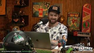 "Mike ""The Fantasy Hitman"" Wright is LIVE answering Week 6 fantasy football start/sit questions!"