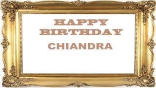 Chiandra   Birthday Postcards & Postales - Happy Birthday