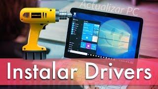 Descargar Y Actualizar Drivers En Windows 10 & 8 & 7   2016   Driver Booster Pro + Serial