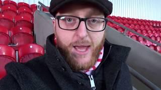 Doncaster Rovers vs Charlton Athletic Vlog 10.02.18
