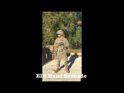 P4 Employ Hand Grenades