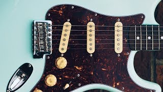 Deep Psychedelic Groove Guitar Backing Track Jam in C Minor