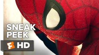 Spider-Man: Homecoming Sneak Peek (2017) | Movieclips Trailers