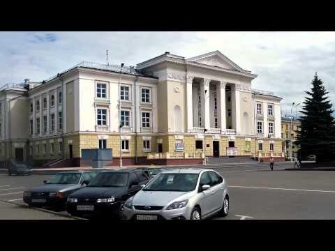 Саров, старый город