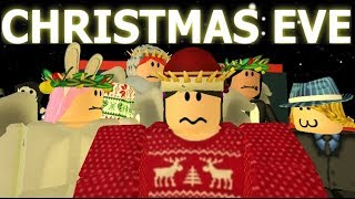 CHRISTMAS EVE - Roblox Animated Music Video (Starring CandyTree Studios)